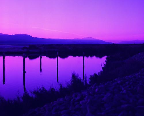 Salton Sea Sunset, North Shore (6)