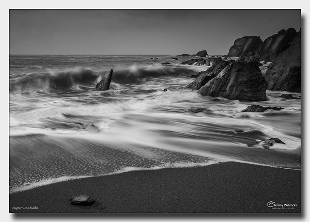 Arymer Cove Rocks