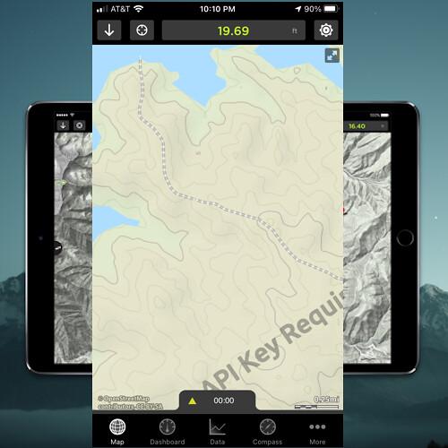 GPS KIT NAVIGATION APP STEP 6