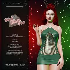 Aspen Dress @ Santa Inc. 12/5