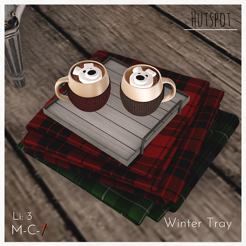 Hutspot - Winter Tray