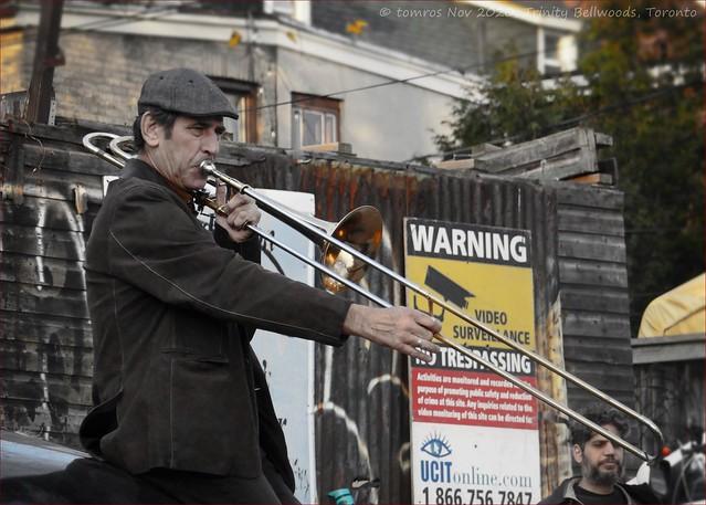 Tom Welsh; an understated musician. Nov 2020.