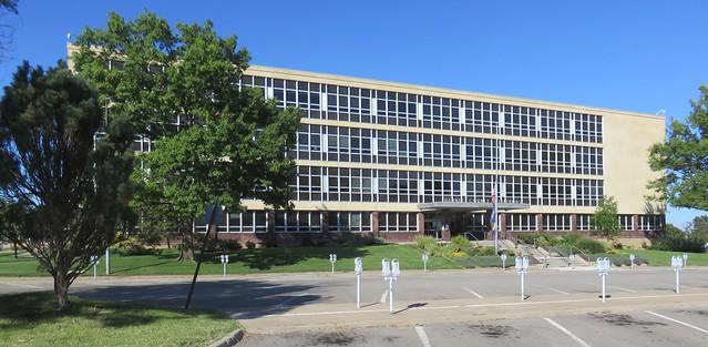 Shawnee County Courthouse (Topeka, Kansas)
