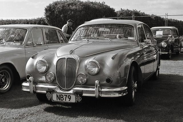 1967 Daimler 2.5L V8 Saloon