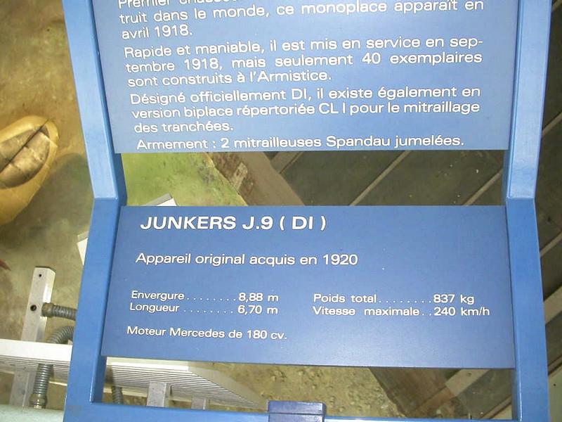 Junker J9 D1