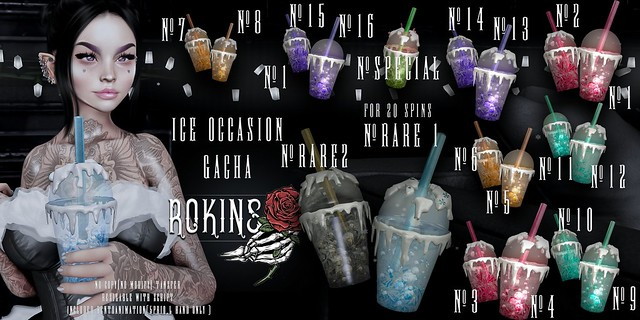 Rokins-ICE OCCASION