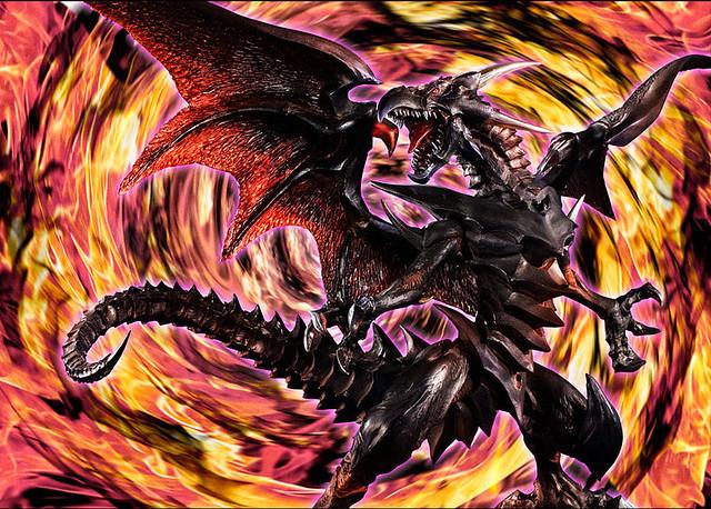 A.W.M《遊戲王》第三彈作品「真紅眼黑龍」明年 06 月發售