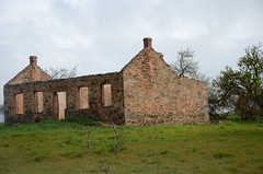 DSC_1940 ruins of Jacob Allerts House, Parrot Hill Road, Moculta, South Australia