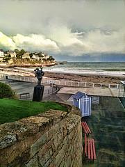 Dinard. Bretagne.