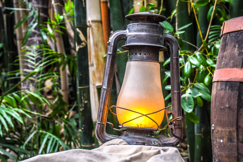 Adventureland lamp DL