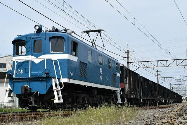 電気機関車108号機