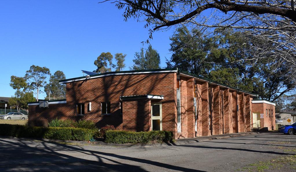 Uniting Church, Blaxland, NSW.
