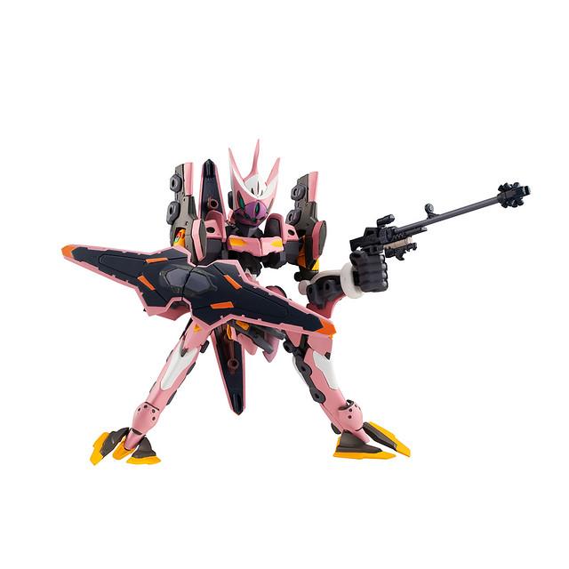 Desktop Army《福音戰士新劇場版》真希波 & EVA 8號機α 預計明年05月發售!