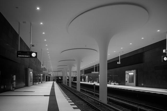 Die neue U5 in Berlin