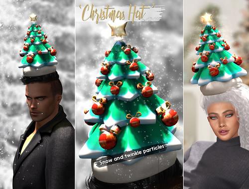 -Birth- 'Christmas Hat' Advert
