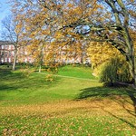 Autumn at Winckley Square in Preston