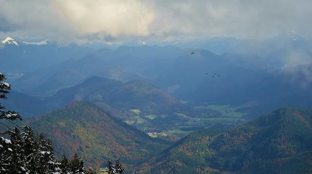 Kochel - Distant View