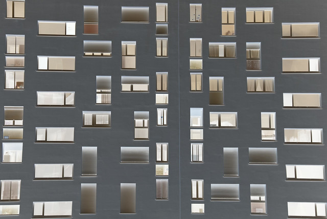 Urban abstract series