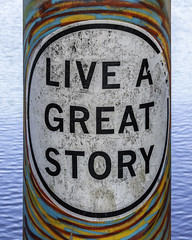 Live A Great Story No. 2