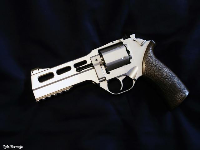 Revólver Rhino - 357 Magnum