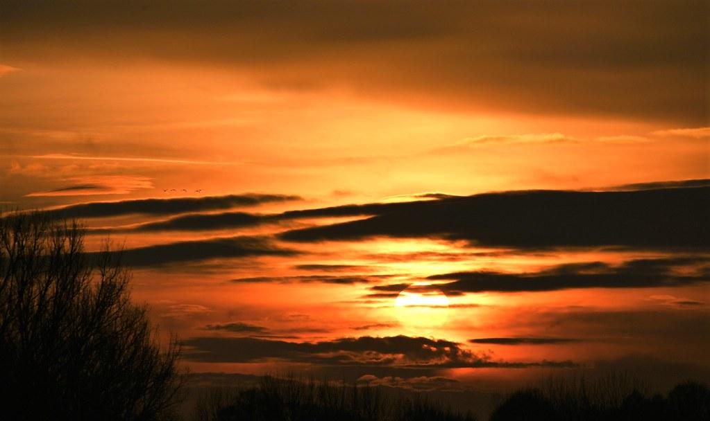 Beautiful sky - Sunrise