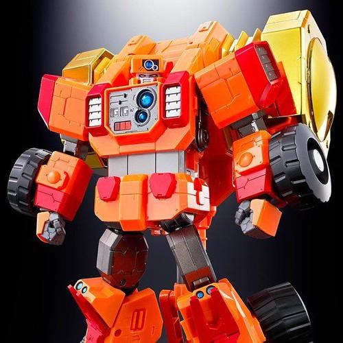 給我變成光吧!超合金魂 GX-69R 高魯帝馬克【究極的勇者王Ver.】新版本明年 06 月發售!