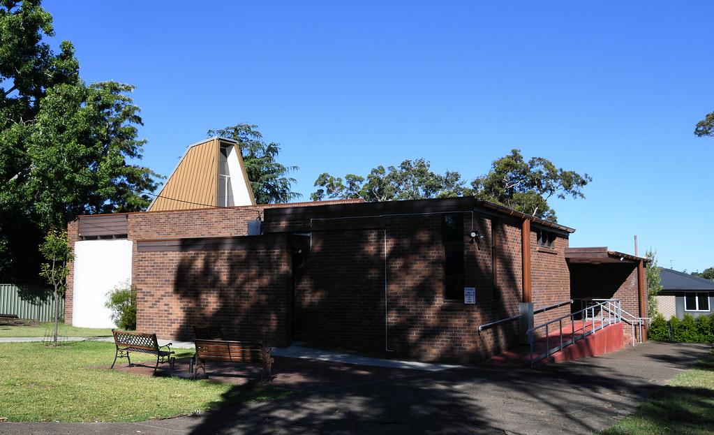 St David's Anglican Church, Blaxland, NSW.