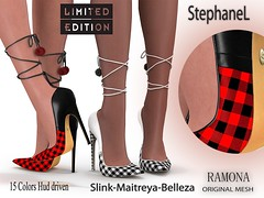 60L Weekend [StephaneL] RAMONA SHOES LIMITED