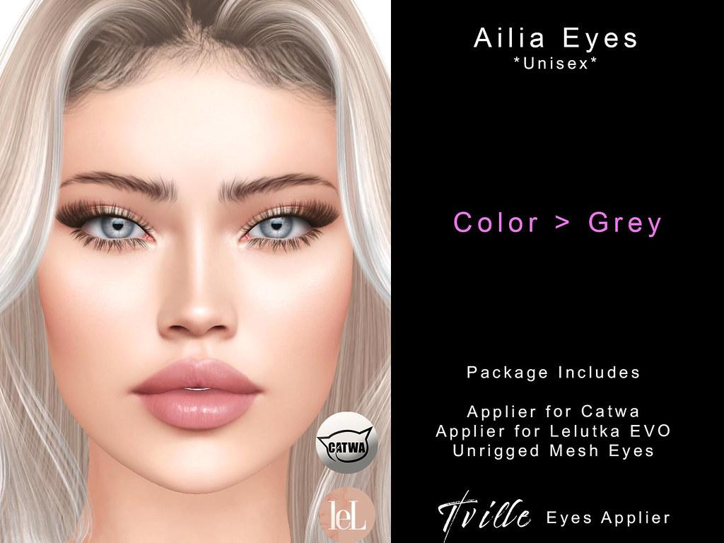 Tville – Ailia eyes *grey*