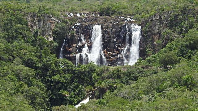 Salto do Corumbá - explore