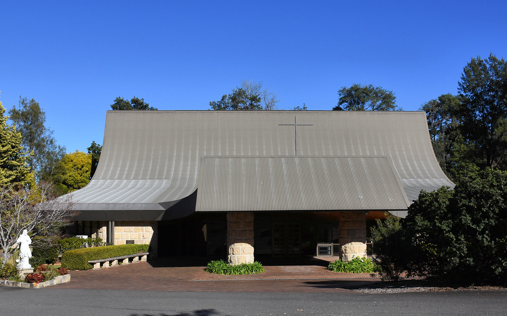 St Finbars Catholic Church, Glenbrook, NSW.