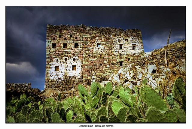 Djebel Haraz - Délire de pierres