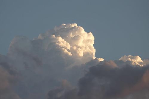 sunset summer cloud storm australia queensland cumulonimbus tanetahi