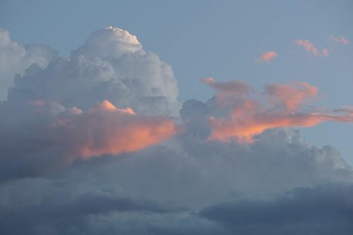 cloud cumulonimbus storm sunset queensland australia summer tanetahi