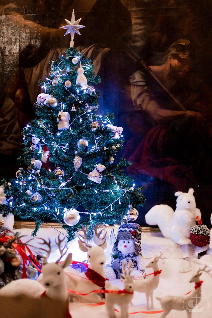3-4 декабря 2020, Введение во храм Пресвятой Богородицы / 3-4 December 2020, The Entry of the Most Holy Theotokos into the Temple