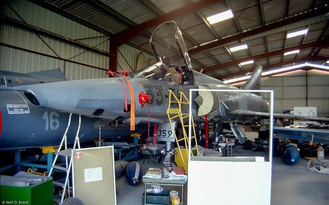 Dassault Mirage IIIRD 359