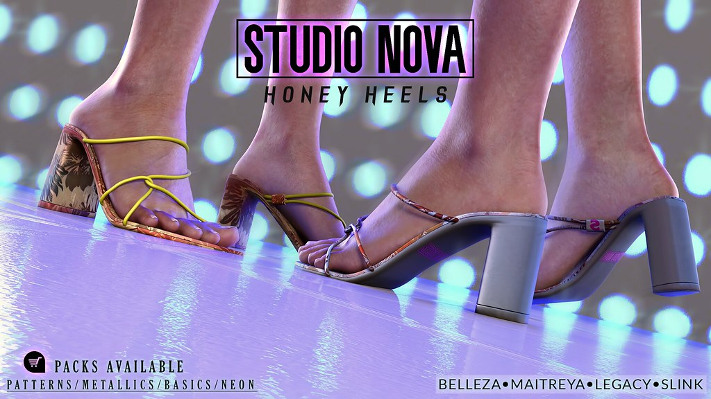 [StudioNova] Honey Heels ♥