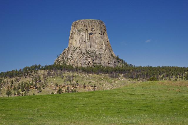 Torre del diablo (Wyoming)