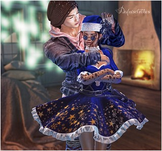 LOOK 3179 VANITY EVENT 2, | by Sandra Serin & dafnis clothes (DAFNIS CLOTHES)