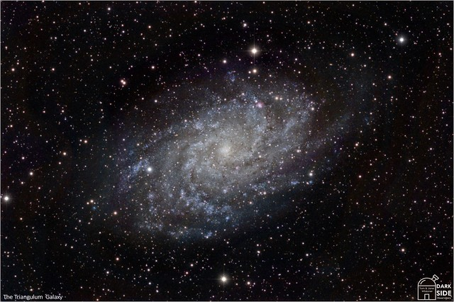 The Triangulum Galaxy - Messier 33