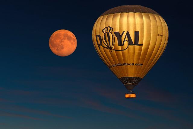 Ay'a Giden Balon(Balloon to the Moon)