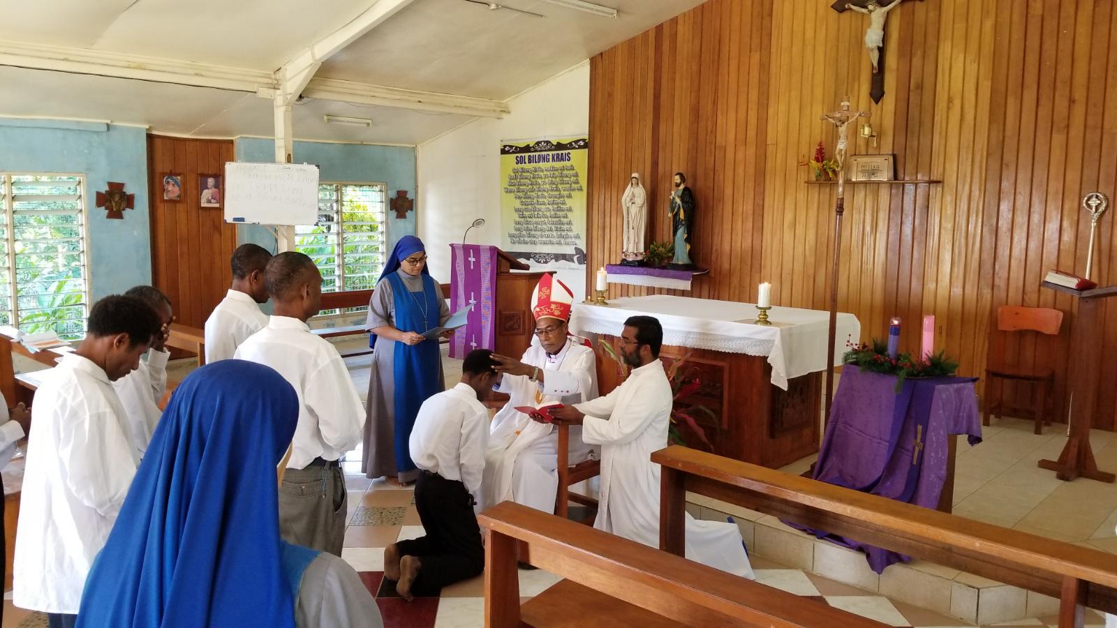 Fin de año en el Centro Pastoral