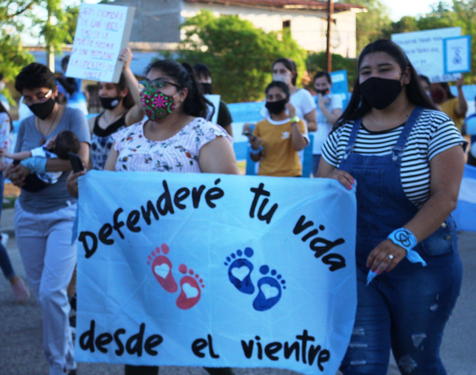 Marcha por la Vida en Argentina