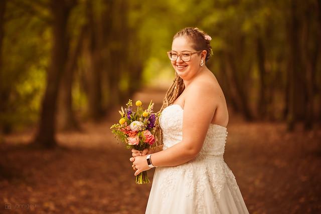 Huwelijk Jolien & Jarne