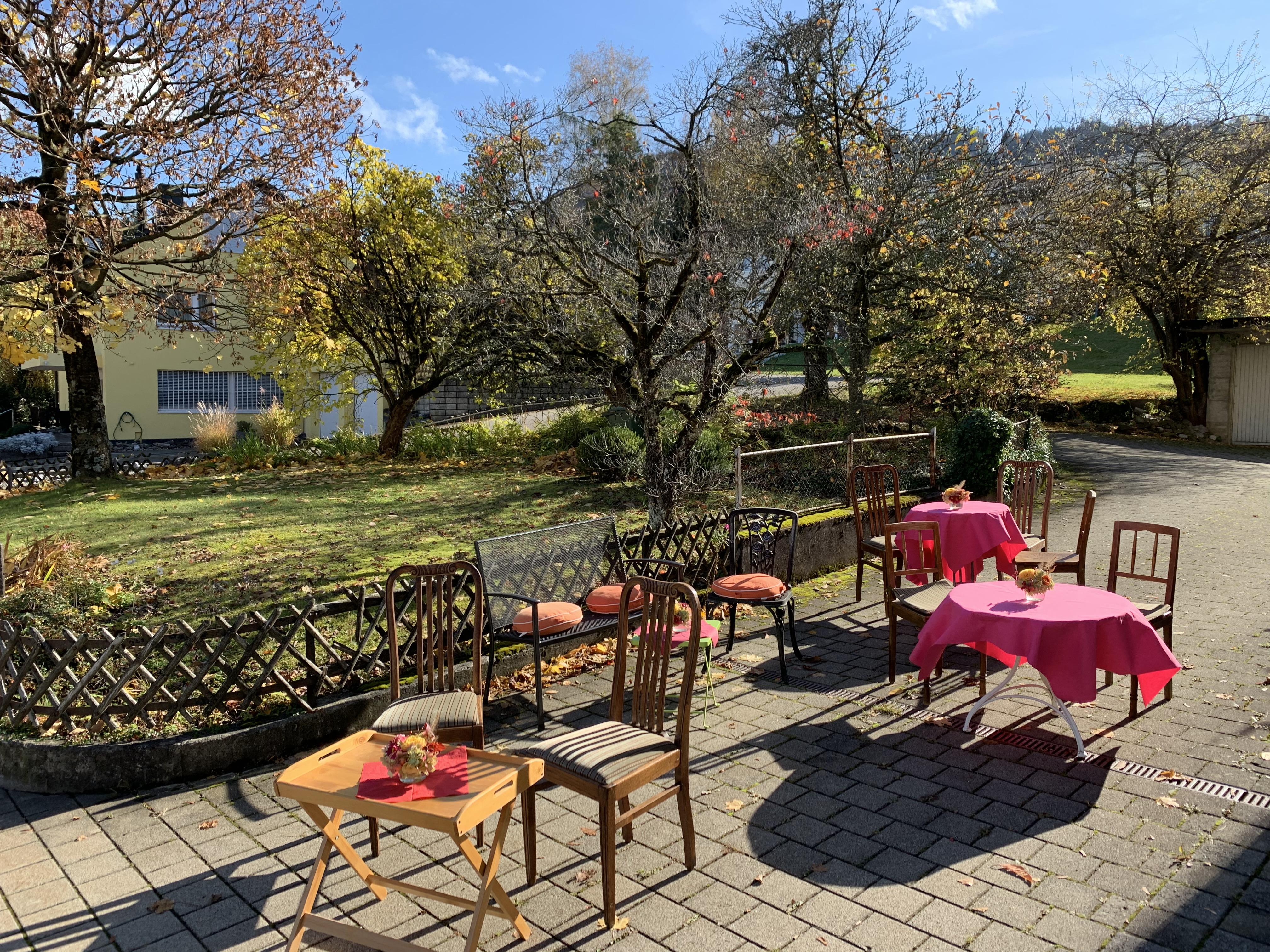 30. & 31.10.2020 Herbstgestecke & Café