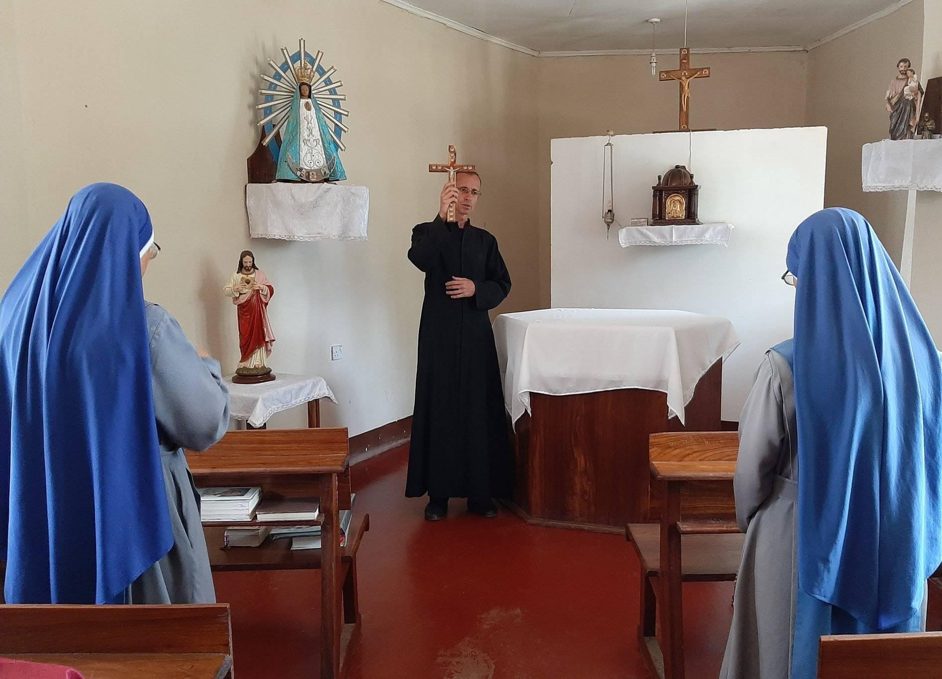 Ejercicios Espirituales en Tanzania