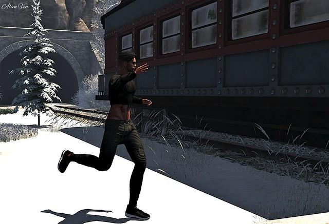 Que se me escapa el tren
