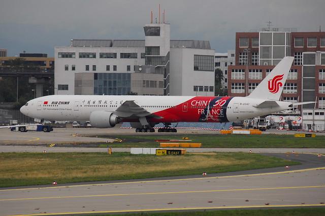 B-2047 Boeing 777-39LER Air China