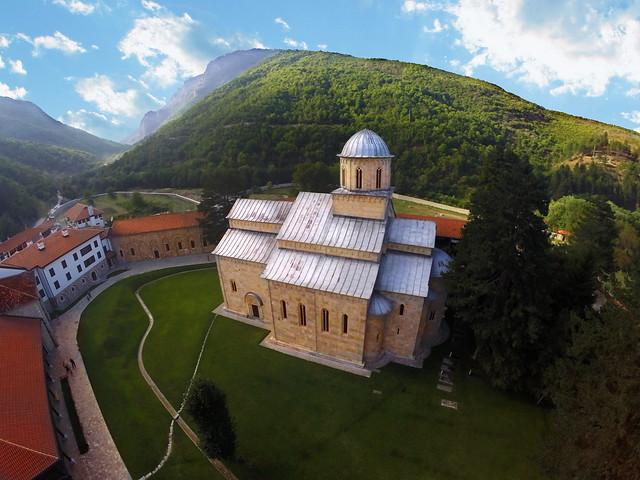 Dečani Monastery, KOSOVO*