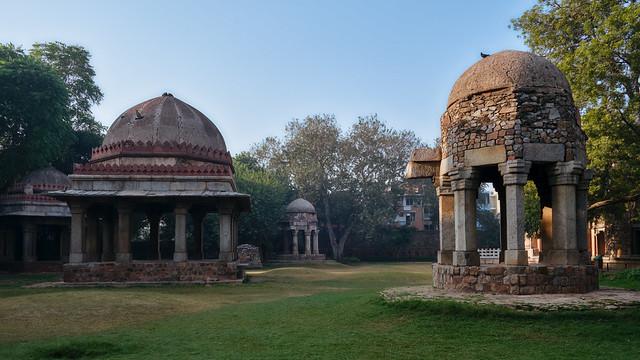 Delhi – Hauz Khas Complex